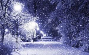 ночь перед старым новым годом