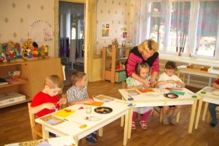 поделки своими руками в детском саду
