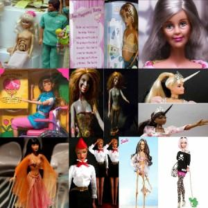 Разнообразная Барби