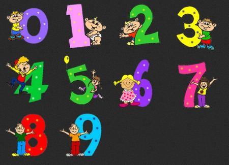 пословицы с цифрами и числами