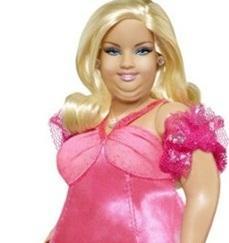 жирная Барби