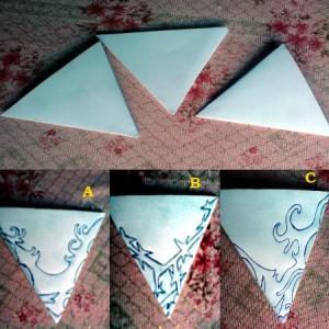 Как сделать снежинку из бумаги. Инструкция