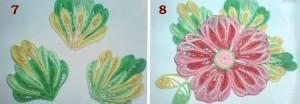 квиллинг. готовые цветы