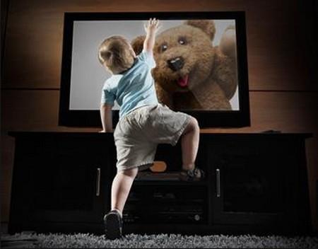 какой телевизор купить ребенку