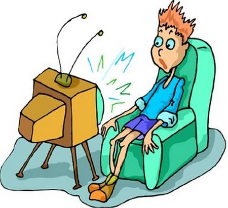 оградить ребенка от телевизора