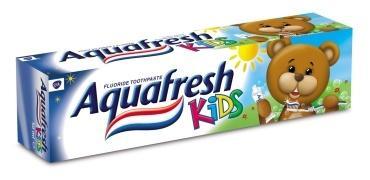 Детская зубная паста «Aquafresh»