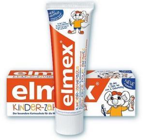 Зубная паста Элмекс для детей