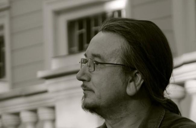 Т.Травнiкъ в Гугушатии (усадьба Узкое), 2014 г.