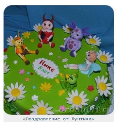 Рецепты на день рождения ребенка своими руками рецепт