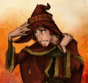 волшебник- растяпа