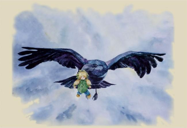 гугушатия полет