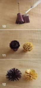 картинки цветов в квиллинге
