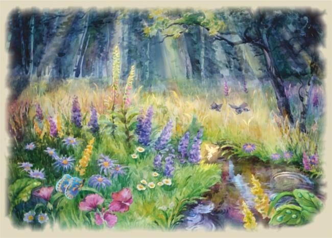 гугушатия поляна