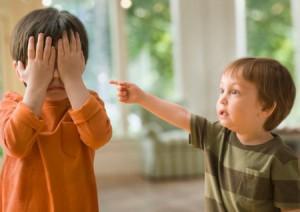Почему дети ссорятся между собой
