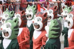 фестиваль кошек в бельгии