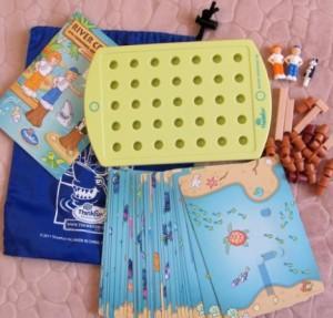 головоломка переправа для малышей