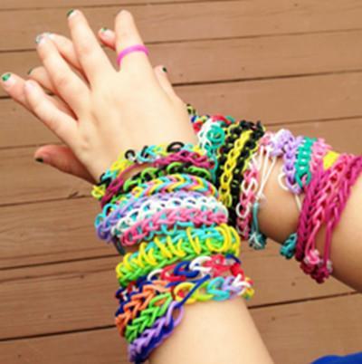 плетение браслетов для девочек