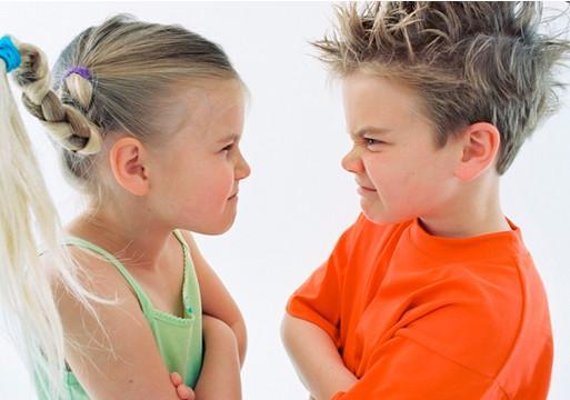 почему дети ссорятся