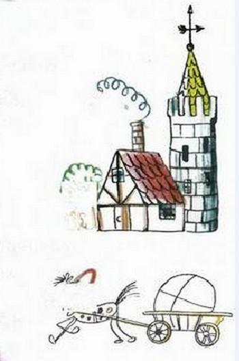 скушал церковь, скушал дом