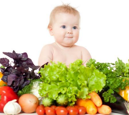 продукты в меню ребенка 1 года