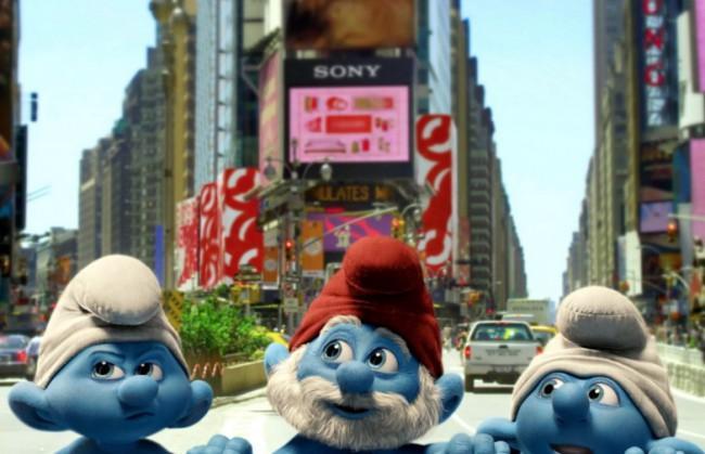 смотреть фильм смурфики 2 смотреть онлайн: