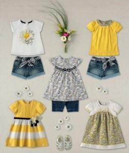 коллекция летней одежды