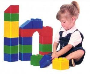 конструкторы для детей от 1 года до трех