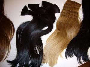 локоны для наращивания волос