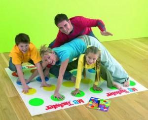 семейные игры с детьми