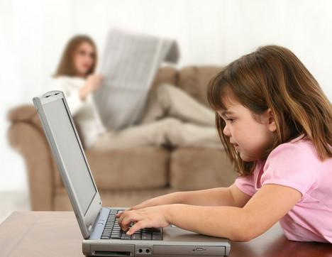 компьютер и ребенок. За и против