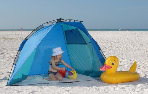 Пляжный шатер от солнца
