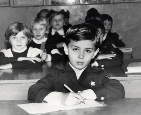 школьная форма в 70 е годы