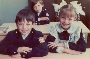 школьная форма в советские времена