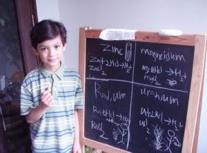 талантливый ребенок
