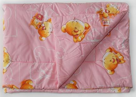 детское одеяло холофайбер