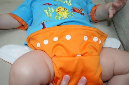 как одевать многоразовые подгузники