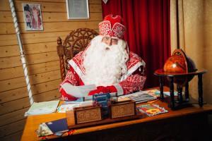 Дед мороз в Центральном Детском Магазине