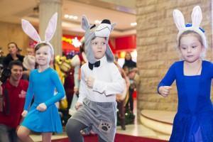 Новогодние каникулы в Центральном Детском Магазине на Лубянке