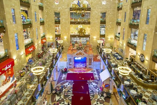 Новогодние мероприятия в ЦДМ на Лубянке