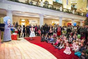 Новогодние праздники в Центральном Детском Магазине на Лубянке