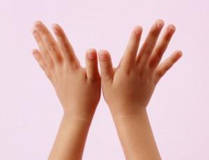 пальчики - иголки