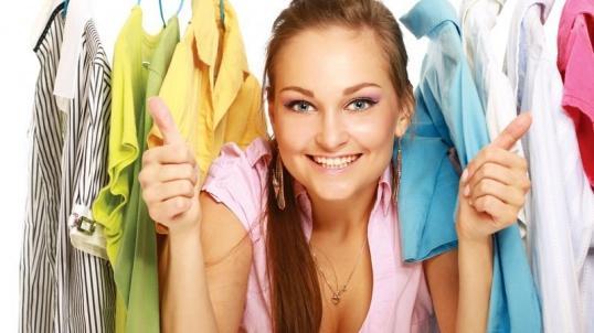 выбираем размер одежды в интернете