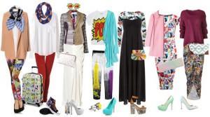 выбор размера одежды в интернете