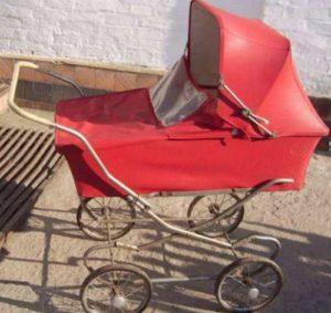 детская коляска в советское время