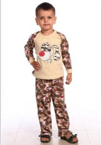 детская пижама Ералаш
