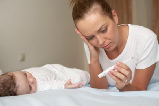 у ребенка кашель и температура 38,5. что делать