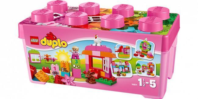 лего для детей от 1,5 до 5 лет