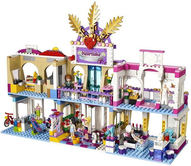 лего для девочек 10 лет
