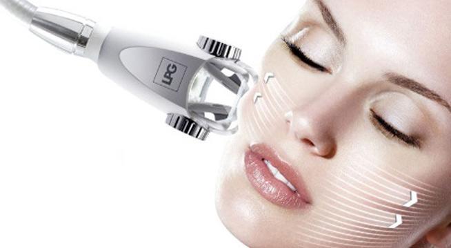 lpg массаж лицо