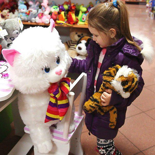 стоит ли идти в магазин игрушек с ребенком